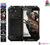 AGM X2 Rugged Android Phone (128GB - Gold)