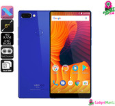 Vernee Mix 2 Android Phone (Blue)