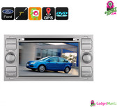 Dual-DIN Car DVD Player Ford