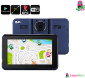 Android Car DVR With GPS Navigation