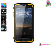 Conquest S11 Rugged Phone (Yellow)