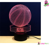 Basketball 3D LED Color Light