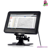 """Paragon"" Portable Touchscreen Monitor - 7"" TFT LCD Screen USB-powered"