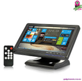 """Stiletto"" LCD Touchscreen Monitor - 10.1"" Wide Screen Brilliant LED Backlight"
