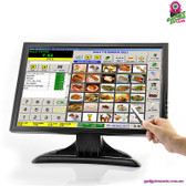 """Aeon"" LCD Touchscreen Monitor - 19"" TFT LCD Screen 1440x900  HDMI/VGA/AV/TV"