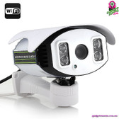 """RoboSpy"" HD Security IP Camera - 1/4"" CMOS Sensor 720p 4x Zoom WiFi Motion Det"