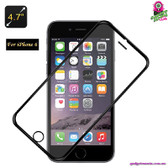 """Granite"" iPhone 6 Screen Protector (Nigrine) - Tempered Glass Scratchproof H9"