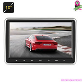"""Dreamfame"" Car Headrest DVD Player - 10.1"" Screen Touchbutton Games Emulation"