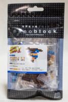 Street Fighter 2 Chun-Li Kawada Nanoblock Nano Block NBCC-0015 JAPAN FIGURE