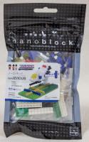 Xevious Solvalou Namco Kawada Nanoblock Nano Block NBCC-0115 JAPAN FIGURE NEC