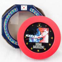 RARE! Shonan Bakuso Zoku Retro Wall Clock 5 JAPAN ANIME MANGA TOORU FUJISAWA