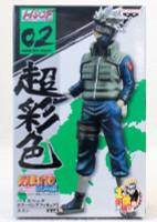 NARUTO Shippuden Hatake Kakashi Figure High Spec Coloring Banpresto HSCF JAPAN 2
