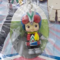 Kamen Rider Riderman Rose O'neill Kewpie Kewsion Strap JAPAN ANIME MASKED