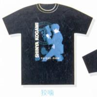 Psycho-Pass Shinya Kogami Black T-Shirt SK JAPAN ANIME MANGA