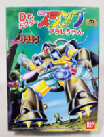 Dr. Slump Arale chan Ribugigo Plastic Model Figure Kit Bandai JAPAN ANIME
