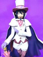Ao no blue exorcist Mephisto Pheles figure PVC Ichiban kuji Banpresto JAPAN