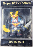 Super Robot Daitarn 3 Mars Figure Chogokin Compact 2 JAPAN ANIME MANGA