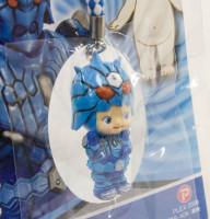 Kamen Rider Denoh Uratarosu Rose O'neill Kewpie Kewsion Strap JAPAN ANIME MASKED