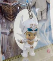 Kamen Rider Denoh Zeek Rose O'neill Kewpie Kewsion Strap JAPAN ANIME MASKED