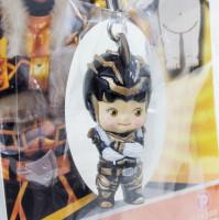 Kamen Rider Denoh Kintarosu Rose O'neill Kewpie Kewsion Strap JAPAN ANIME MASKED