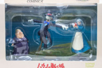 Howl's Moving Castle Image Model Collection Figure Turnip Cominica Ghibli JAPAN