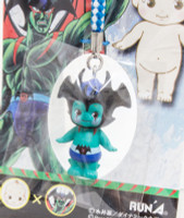 Devilman Anime Ver. Rose O'neill Kewpie Kewsion Strap JAPAN ANIME MANGA