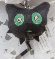 Ao no Blue Exorcist Akuma Coal Tar Plush Doll Figure Strap JAPAN ANIME MANGA