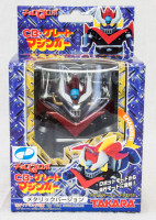 CB Great Mazinger Z Choro Q Robo Pull Back Car Figure Metallic Ver. TAKARA JAPAN