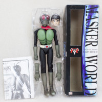 Masked Rider 01 Stylish Collection Figure 08 Maker World Medicom Toy JAPAN KAMEN