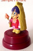 Dr. Slump Arale chan Yukinko Costume Miniature Figure Bandai JAPAN ANIME MANGA