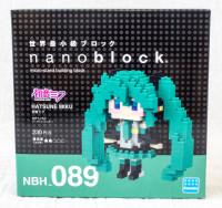 Hatsune Miku Kawada Nanoblock Nano Block NBH-089 JAPAN ANIME MANGA