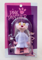PINK PANTHER Wind-Up Figure Pajamas Ver. Heart Art Collection JAPAN