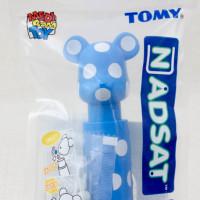 Be@rbrick Bearbrick Tablet Dispenser Polka dot Ver. Medicom Toy JAPAN FIGURE