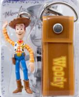 Disney Pixar Toy Story Woody Figure Mascot Keychain RUN'A JAPAN