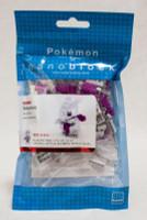 Pokemon Mewtwo Kawada Nanoblock Nano Block NBPM-006 JAPAN ANIME FIGURE