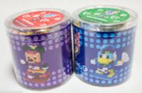 Disneyl Mickey & Donald Tokyo Disneyland Summer Festival Nanoblock JAPAN FIGURE
