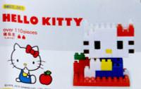 Hello Kitty NBCC-001 Kawada Nanoblock Nano Block JAPAN FIGURE