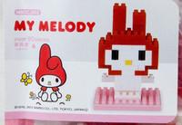 MY MELODY NBCC-002 Kawada Nanoblock Nano Block JAPAN FIGURE