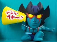 Devilman Ear Figure Sound Concentrating Microphone Anime Ver. JAPAN ANIME MANGA