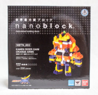 Kamen Rider Gaim Orange Arms Kawada Nanoblock Nano Block NBTN-003 JAPAN