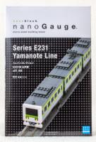Series E231 Yamanote Line Kawada Nanoblock Nano Gauge nGT-005 JAPAN