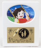 Heidi Girl of the Alps 40th Anniversary Limited Music Box Op Theme Song JAPAN