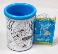 Disney Pixar Toy Story Color-A-Mug Buzz Lightyear Think Way1