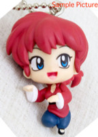 Ranma 1/2 Mini Figure Ball chain JAPAN ANIME MANGA RUMIKO TAKAHASHI