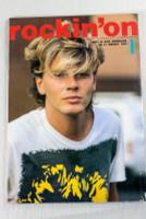 Rockin' On Japan Rock Music Magazine 01/1984 Jackson Brown/XTC/U2/