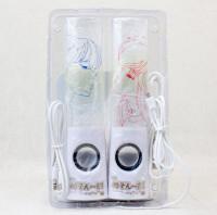 JUNK ITEM : Maison Ikkoku Water Illumination Speaker Kyoko&Godai JAPAN ANIME MANGA