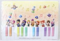 Dragon Quest Theatrhythm Plastic Poster 11x16 inch JAPAN GAME WARRIOR 2