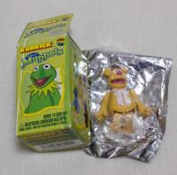 MUPPETS FOZZIE THE BEAR Kubrick Medicom Toy JAPAN FIGURE SESAME STREET