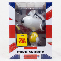 PUNK SNOOPY VCD Vinyl Collectible Dolls Figure Tower Record Ver. Medicom Toy