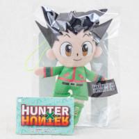 RARE! HUNTER x HUNTER Gon Freecss Mini Plush Doll JAPAN ANIME FIGURE